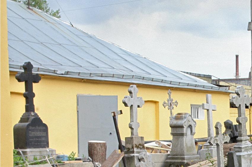Какому закону подчиняется порядок на кладбище